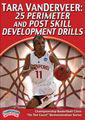 Tara VanDerveer: 25 Perimeter and Post Skill Development Drills