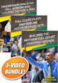 Jamion Christian Coaching Basketball 3-Pack