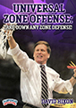 Universal Zone Offense: Take Down Any Zone Defense!